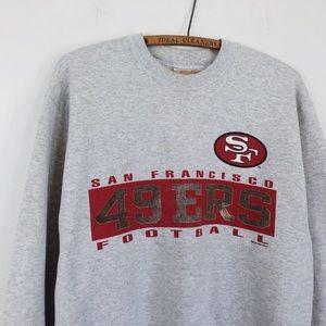 Vintage • San Francisco 49ers Crewneck Sweatshirt